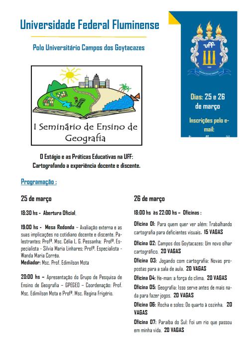 Cartaz Seminario1