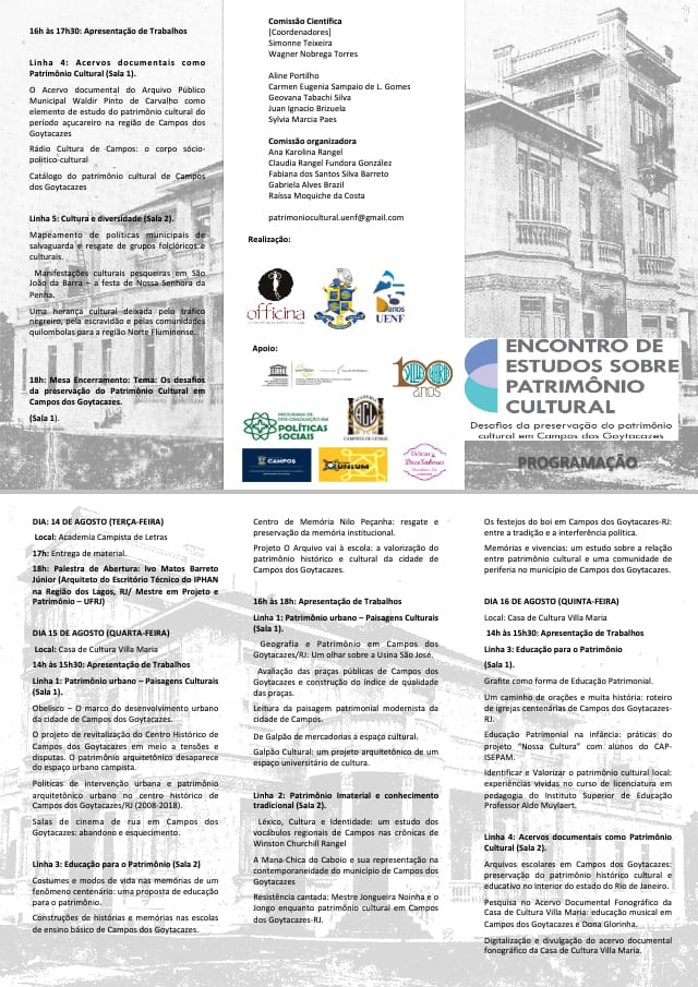 EEPC Programação 2018